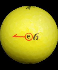 Bridgestone E6 (Gul)