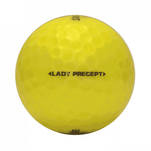 Bridgestone Lady Precept (Gul)