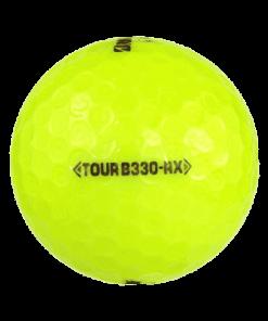 Bridgestone Tour B330 RX Gul