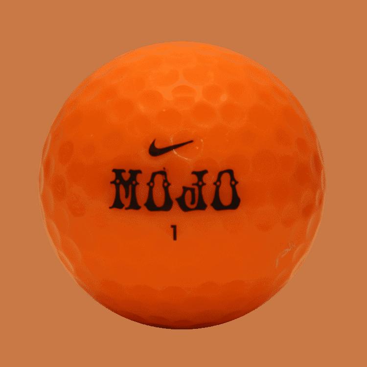 Nike Mojo orange