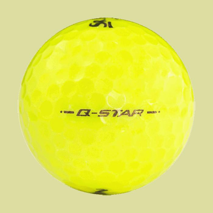 Srixon Q-Star (Gul)