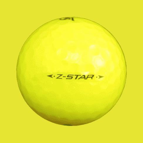 Srixon Z-Star (Gul)