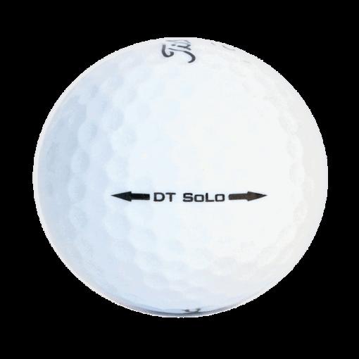 Titleist DT SoLo 2012
