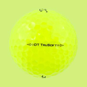Titleist DT TruSoft (Gul)