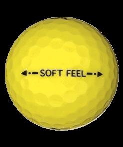 Srixon Soft Feel (Gul)